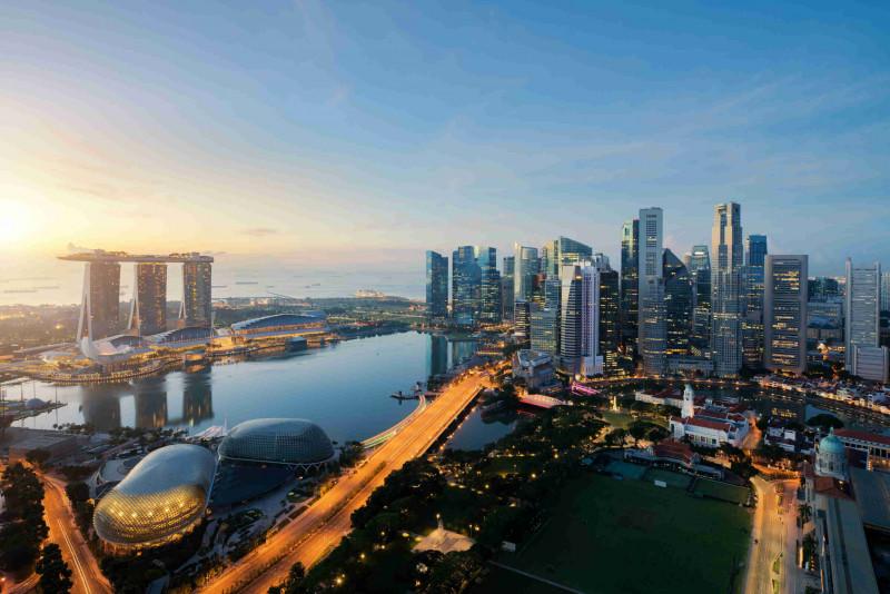 Come andare dall'aeroporto di Singapore al centro