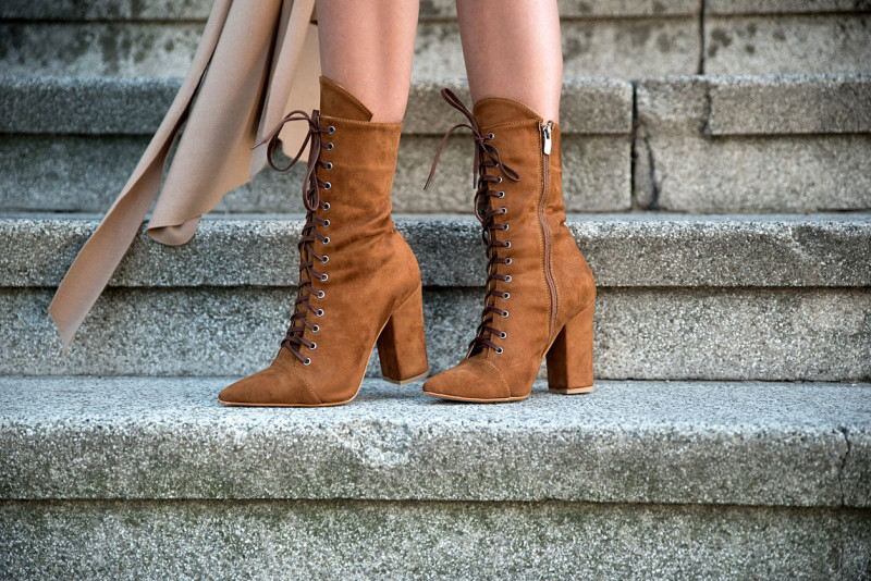 Come modellare gli stivali
