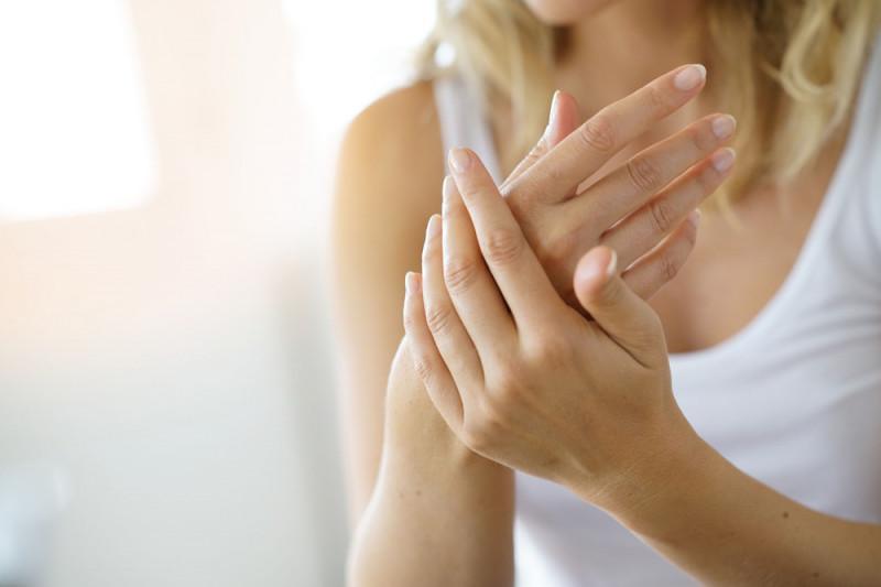 Come rendere le dita più sottili