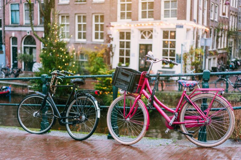 Come noleggiare una bici ad Amsterdam