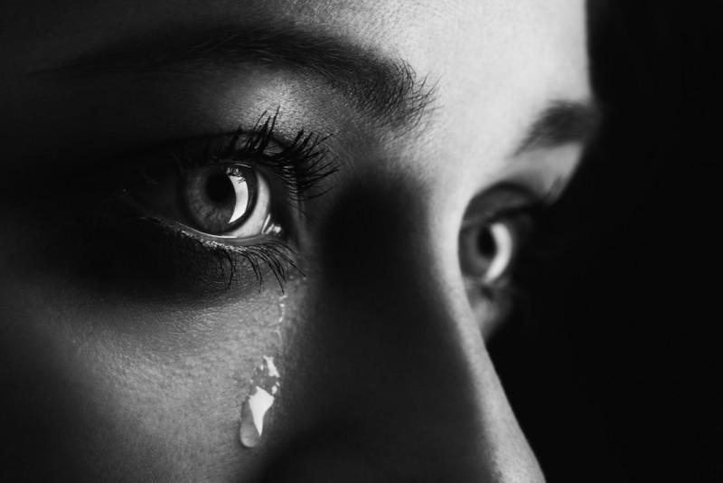 Come nascondere di aver pianto