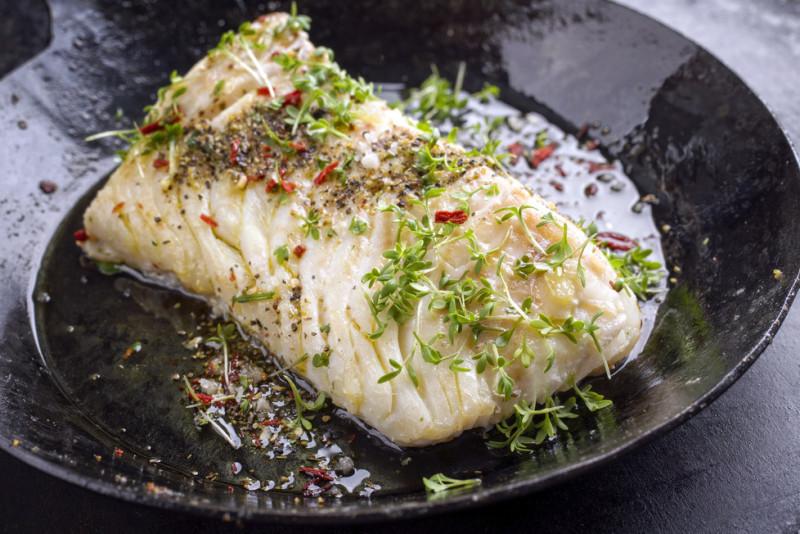 Ricetta: filetto di merluzzo alla mediterranea