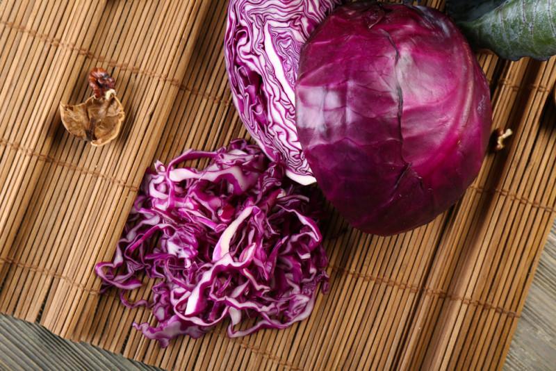 3 ricette veloci con la verza rossa