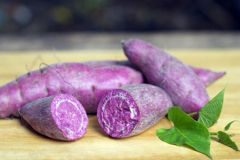 5 ricette con le patate viola