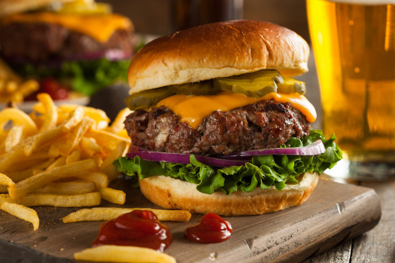 Consigli per un hamburger morbido e succoso