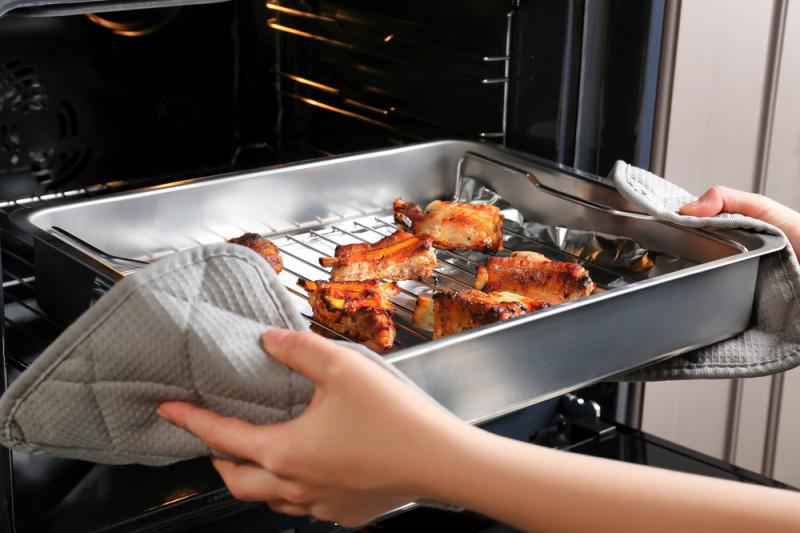 Come cuocere con il grill del forno