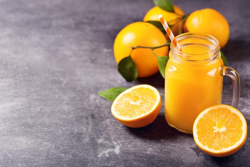 Come conservare una spremuta d'arancia