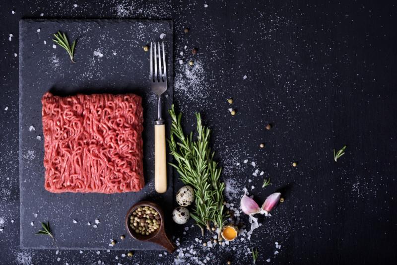 Come conservare la carne macinata