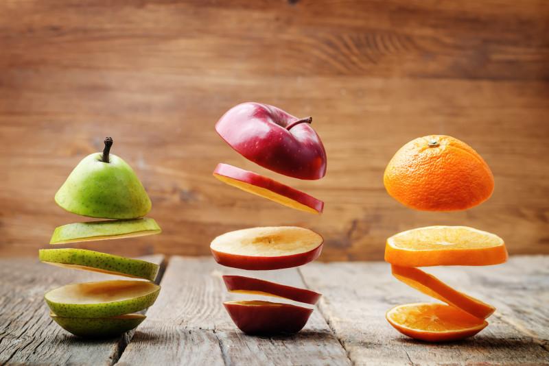 Come non fare annerire la frutta tagliata