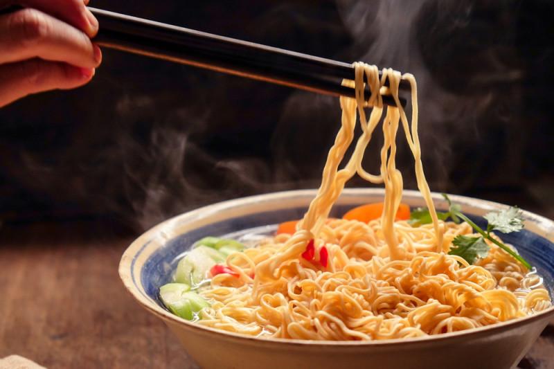 Come preparare dei noodles fatti in casa