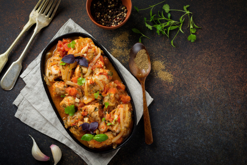 Ricetta: fagiano in umido