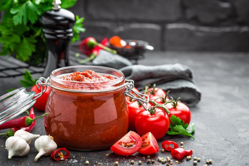Come sterilizzare la salsa di pomodoro