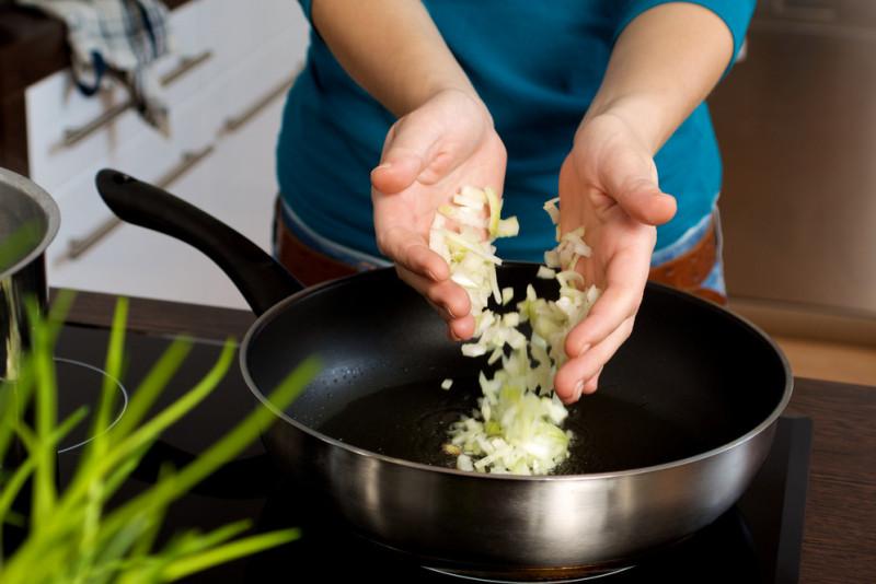 Come stufare la cipolla