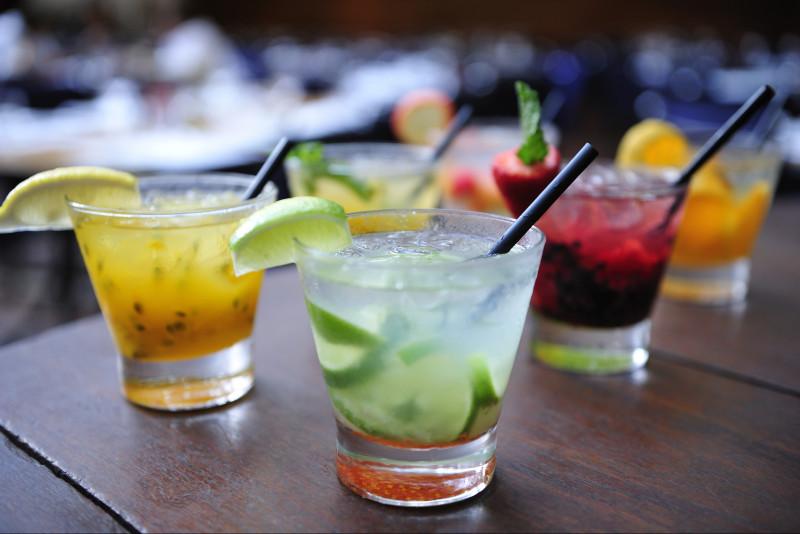 I 5 migliori cocktail analcolici