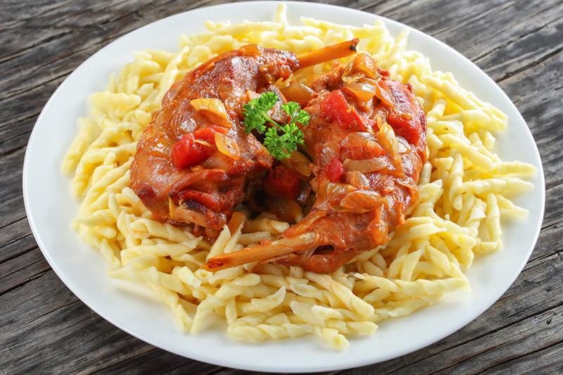 Come si Cucina il Capretto: consigli preziosi e ricette ...