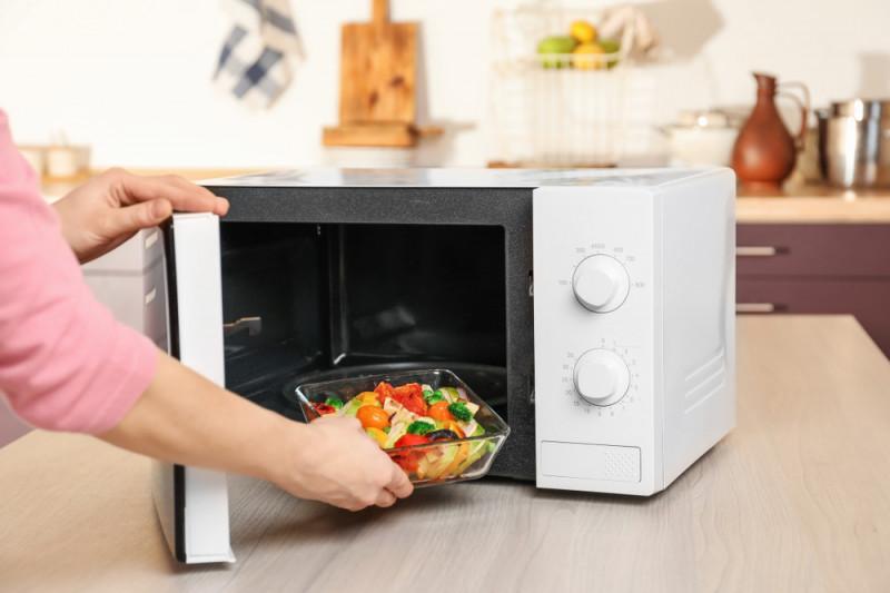 Come cucinare le verdure al microonde