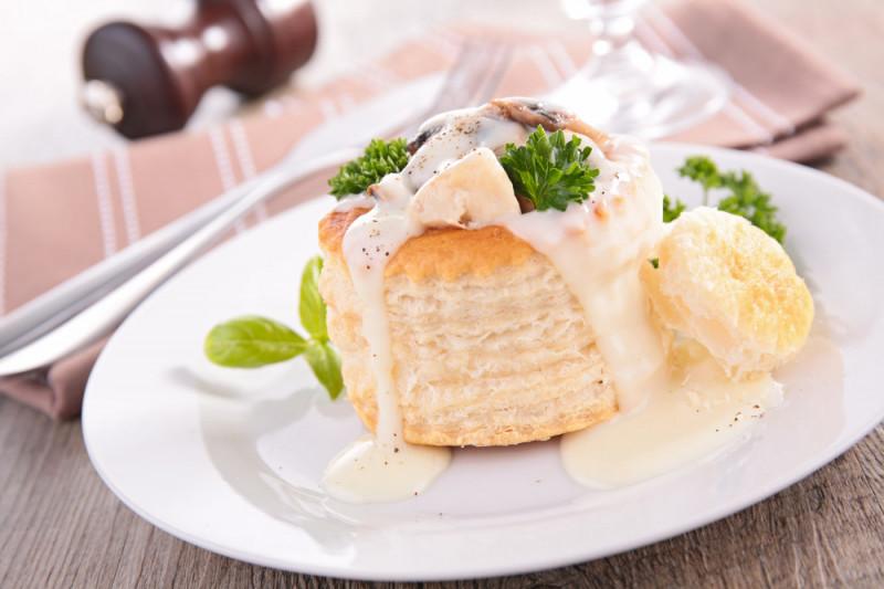 5 modi per farcire i bignè salati