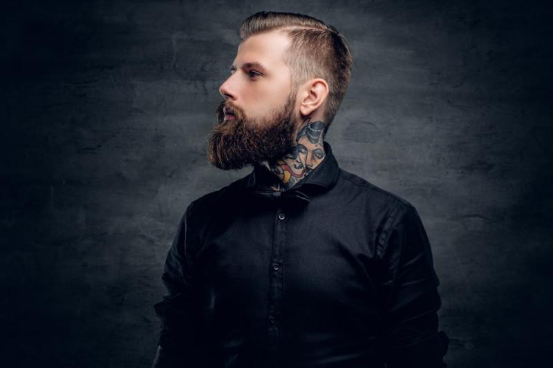Come avere una barba da hipster