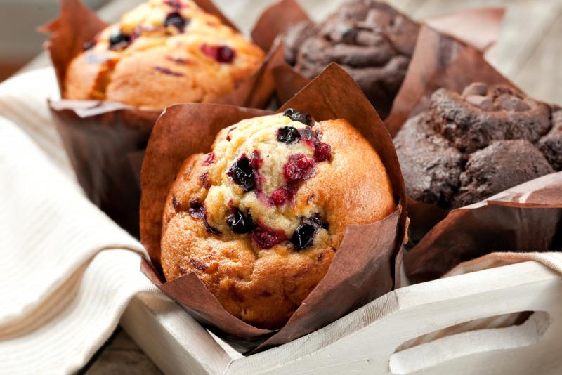 Come rendere più soffici i muffin