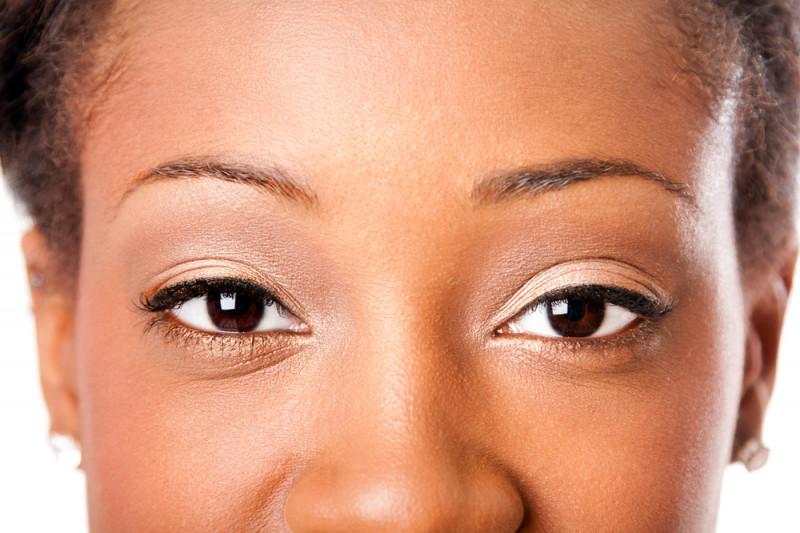 Come valorizzare  gli occhi a mandorla