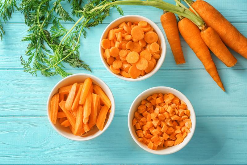 10 modi per cucinare le carote