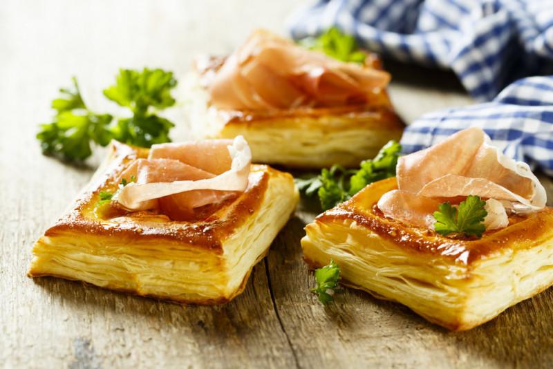 Antipasti: 5 ricette salate con la pasta sfoglia
