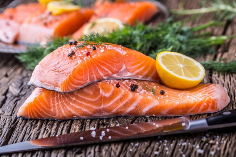 3 piatti veloci con il salmone