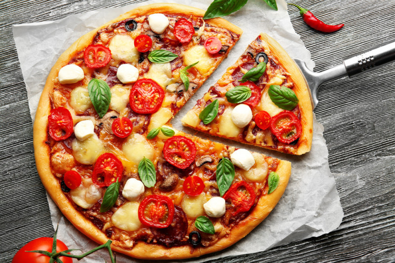 5 condimenti light per pizza