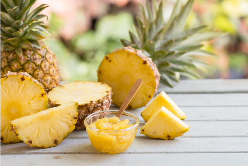10 cocktail a base di ananas