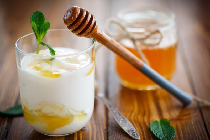 Come addolcire lo yogurt bianco