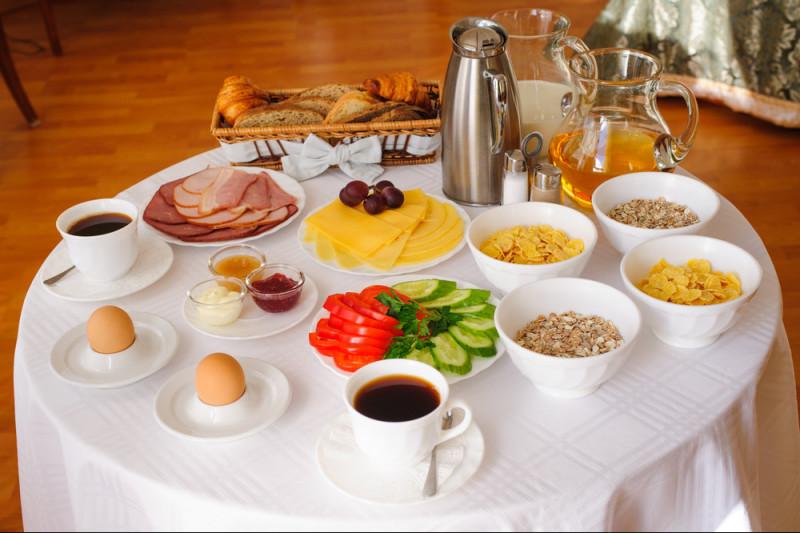 Idee per una colazione senza glutine