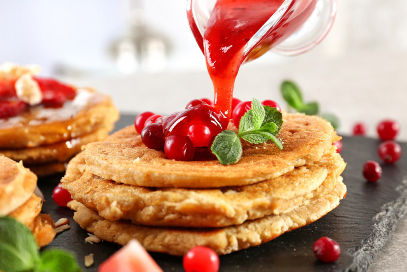 Le migliori salse per pancake