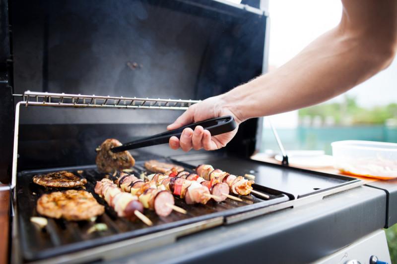 come cucinare su un barbecue a gas guide di cucina