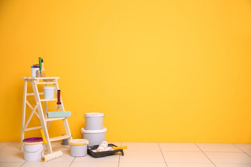 Cambiare Colore Alle Pareti Di Casa.Come Levare La Vecchia Pittura Dai Muri Tutto Per Casa