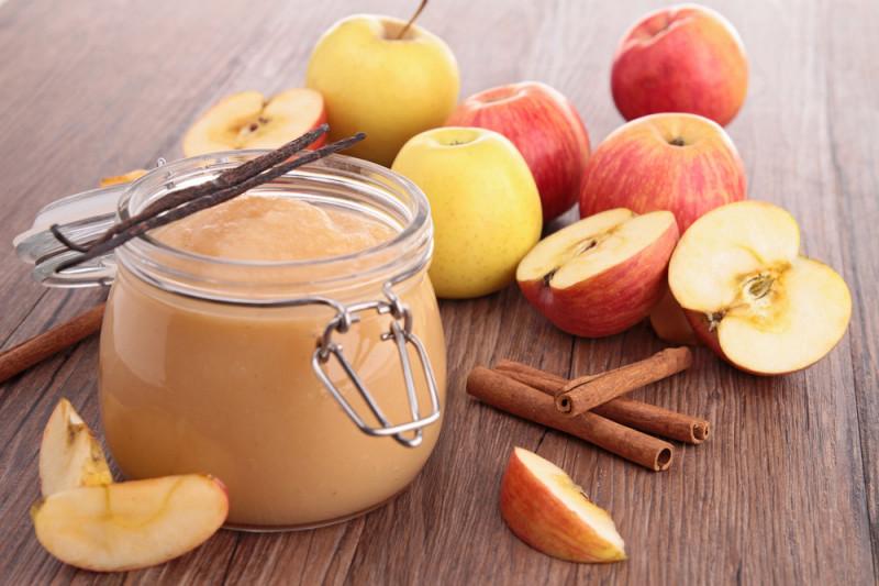 Come preparare una salsa di mele facile e veloce