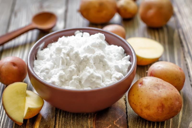 I migliori sostituti della fecola di patate