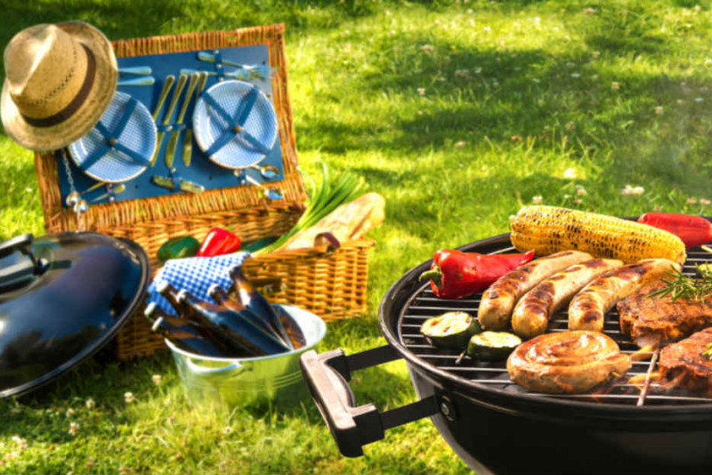 Cosa non deve mancare per un perfetto barbecue