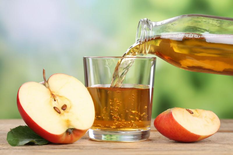 Come preparare il succo di mela