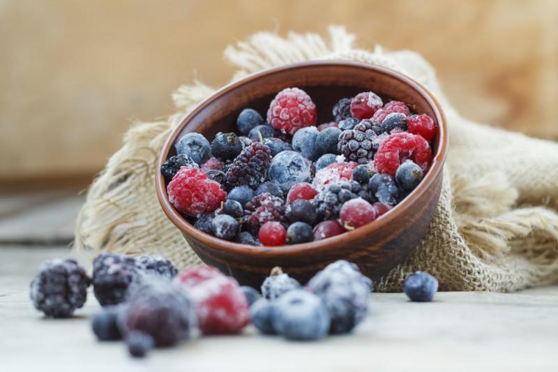 Come realizzare la frutta brinata