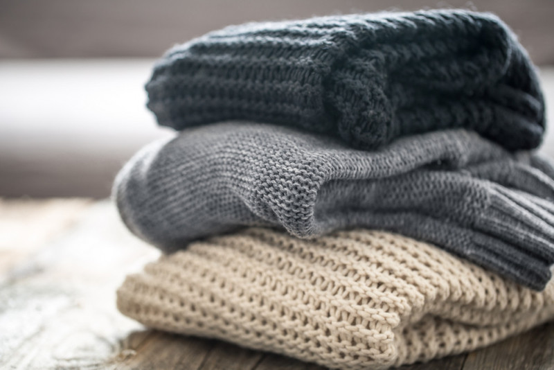 Come togliere i pelucchi dagli indumenti