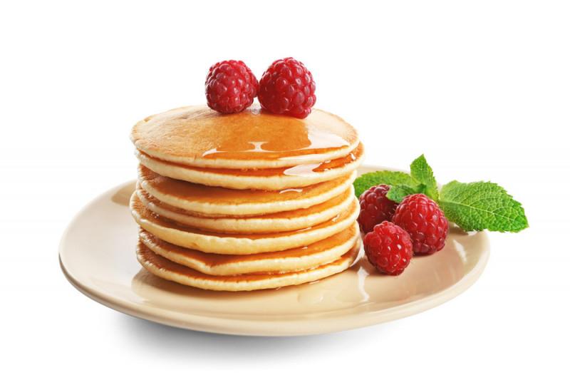 Ricetta: pancake fiocchi d'avena e albumi