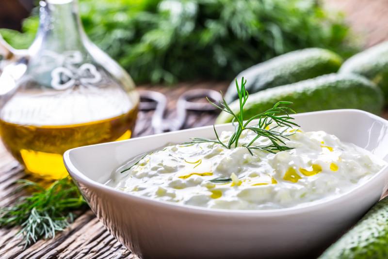 Tzatziki Ricetta Con Preparato.Come Utilizzare La Salsa Tzatziki Guide Di Cucina