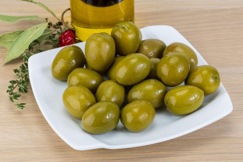 Come conservare le olive verdi