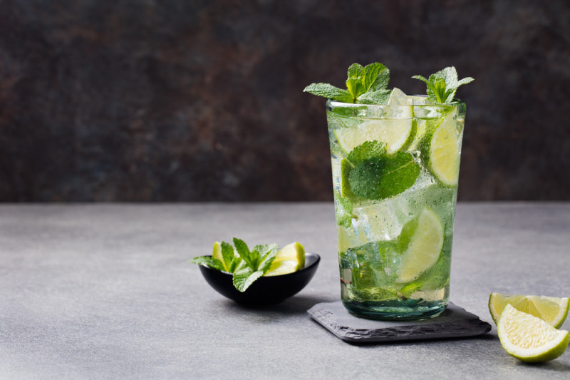 I 10 cocktail analcolici più famosi