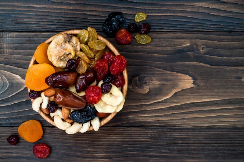 Come tostare la frutta secca