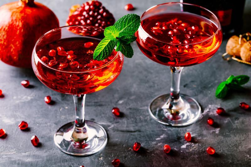 Come preparare il liquore al melograno