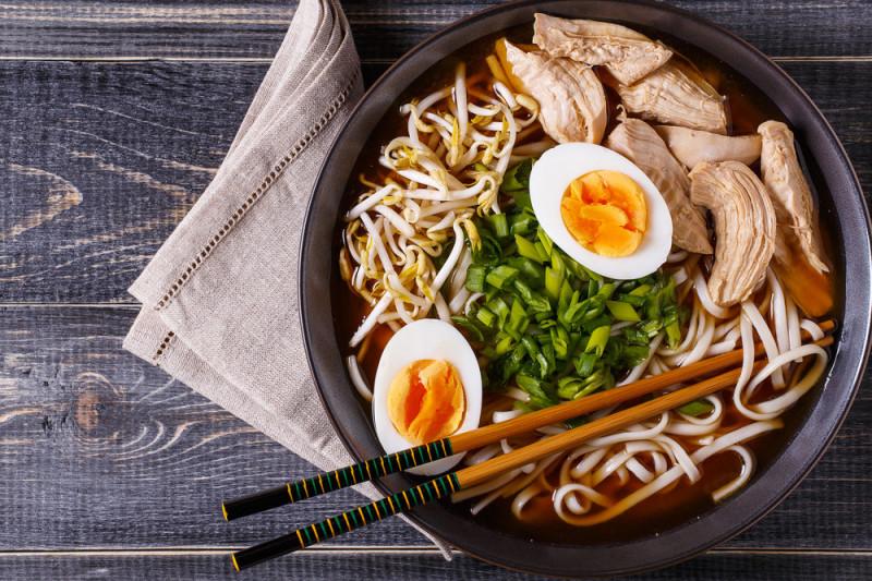 Come preparare il ramen giapponese