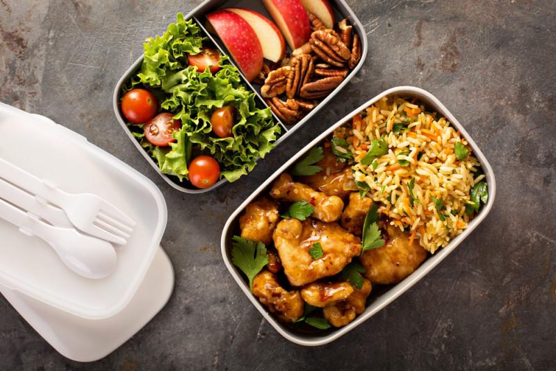 4 idee per pranzi al sacco