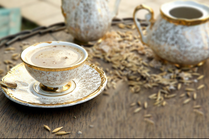Come preparare un caffè marocchino