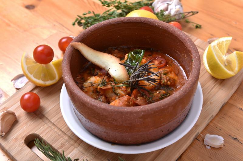Ricette Bimby: zuppa di pesce